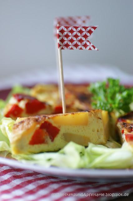 vegetarisch spanische tortilla zimtkeks und apfeltarte. Black Bedroom Furniture Sets. Home Design Ideas