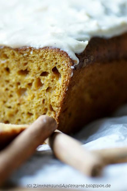 Kürbis-Gewürzkuchen - Pumpkink Pound Cake