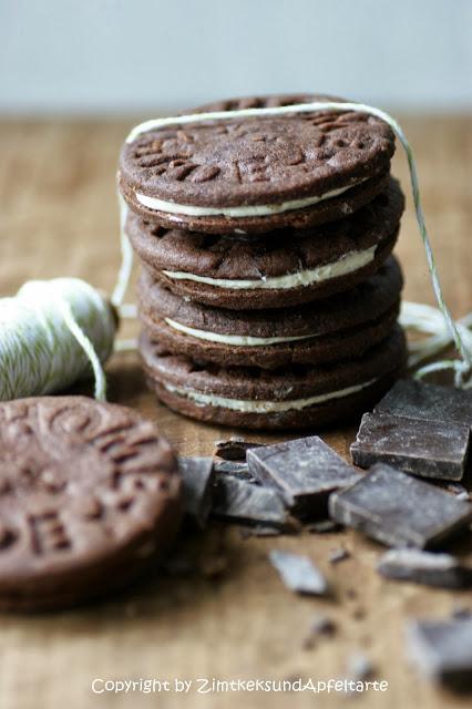 Oreo-Cookies Rezept lecker und einfach