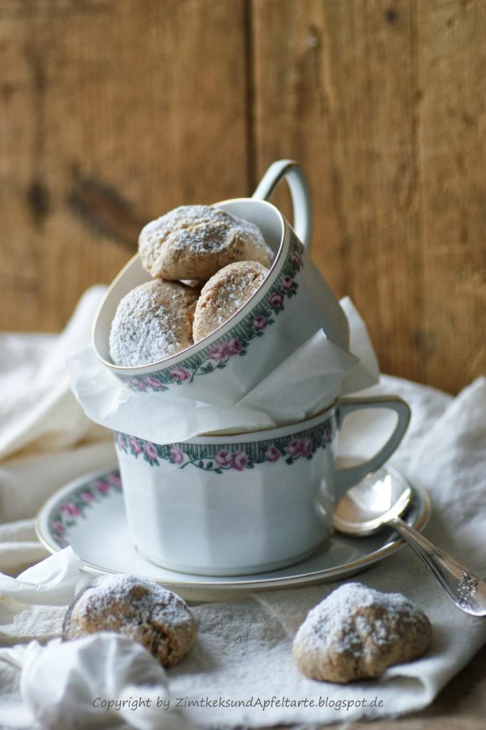 Der perfekte Amarettini-Keks - soft und weich in der Mitte