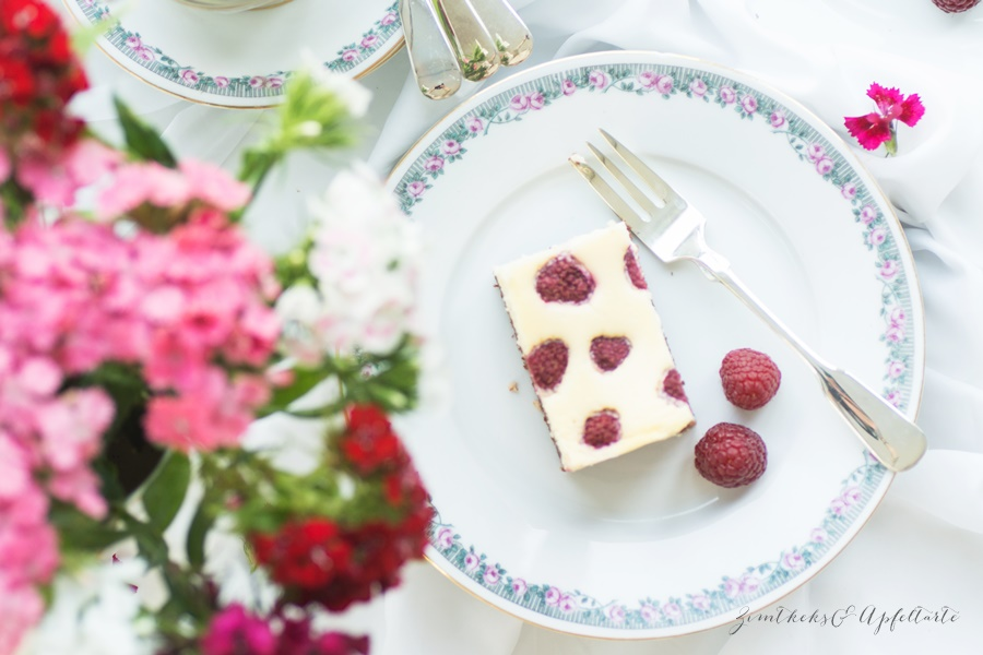 Leckeres Rezept für Berry Brownie Cheesecake