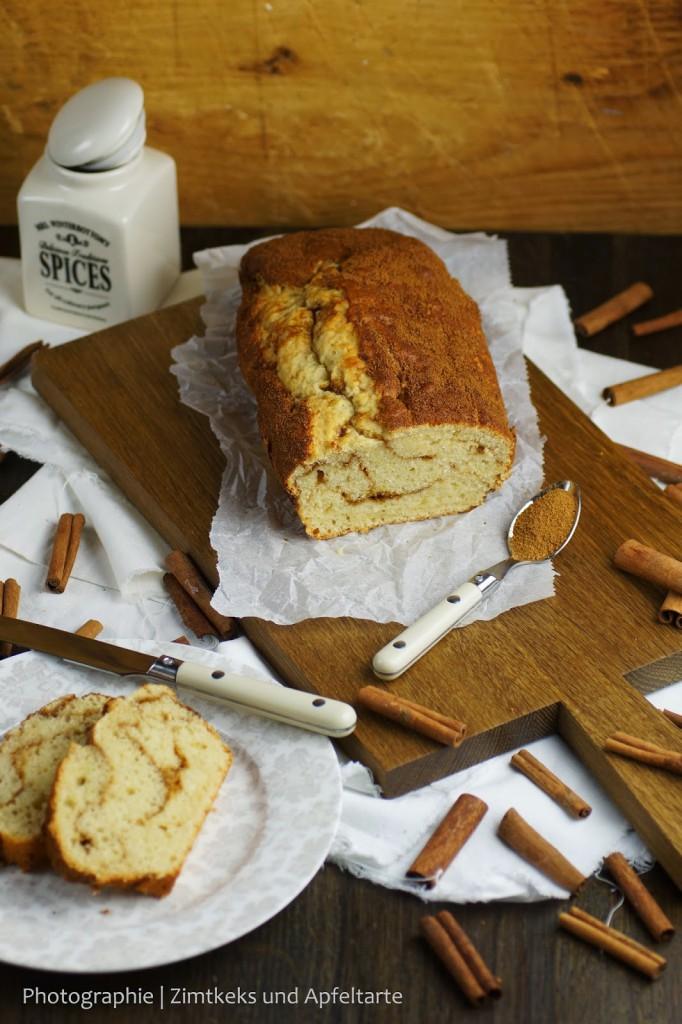 Zimtschnecken Kuchen Ohne Zucker Wenig Fett Aber Sehr Lecker