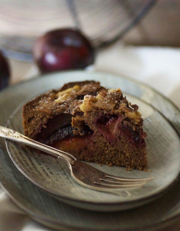 Kuchen ohne ei mit zwetschgen