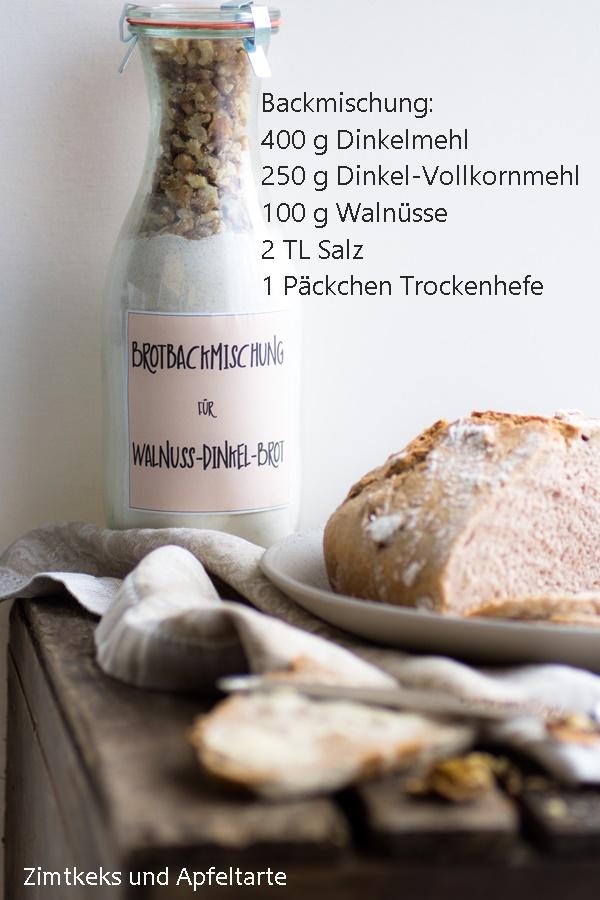 Dinkel-Walnuss-Brot xx