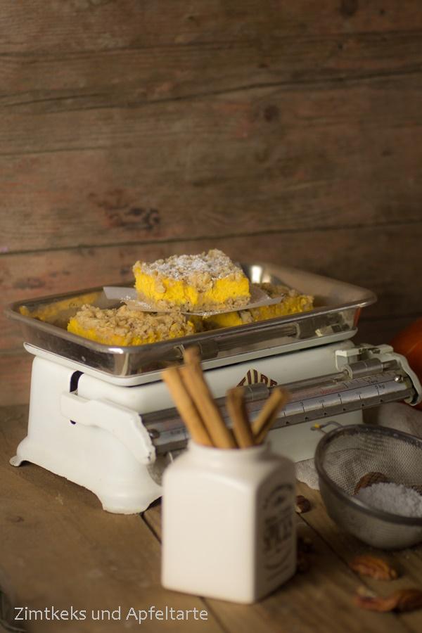 Kürbis-Cheesecake perfekter Herbstkuchen