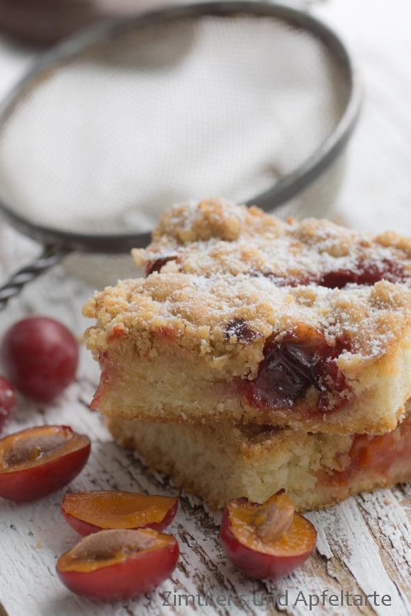 Mirabellen Kuchen 7