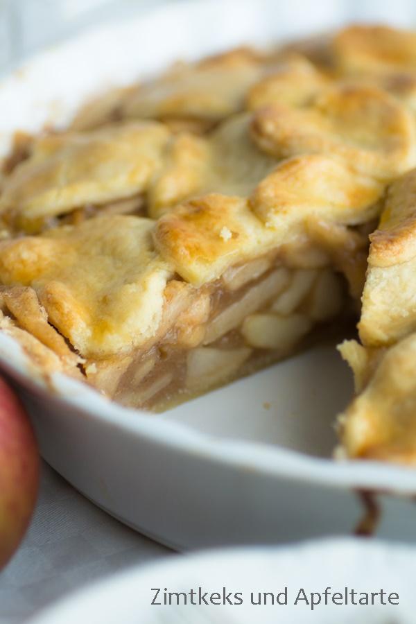 einfach und lecker - spiced Apple-Pie