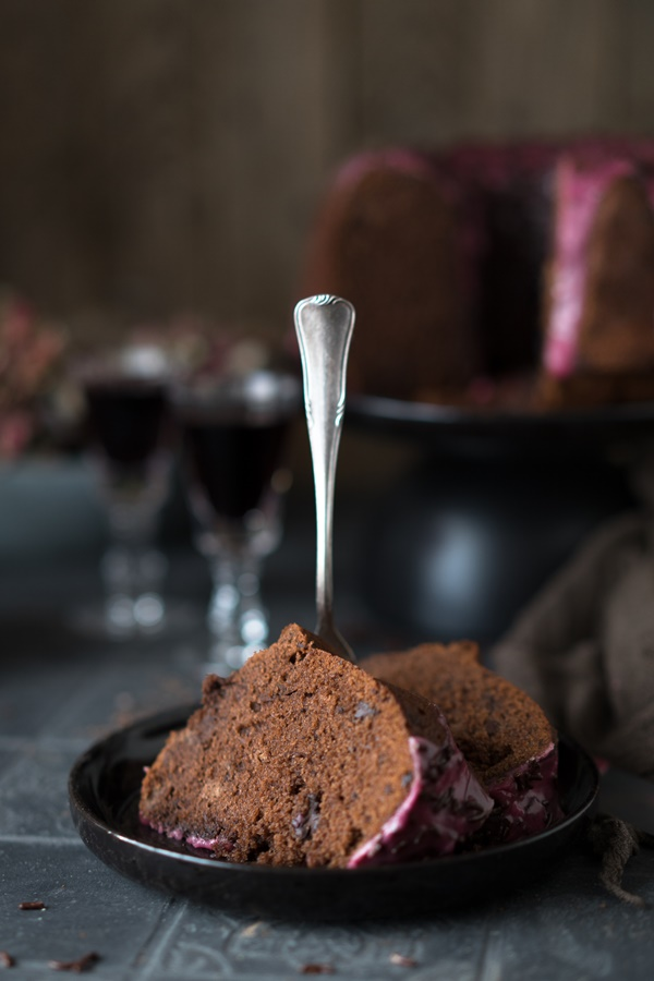 Saftiger Rotweinkuchen - einfaches und gelingsicheres Rezept von ZimtkeksundApfeltarte.com