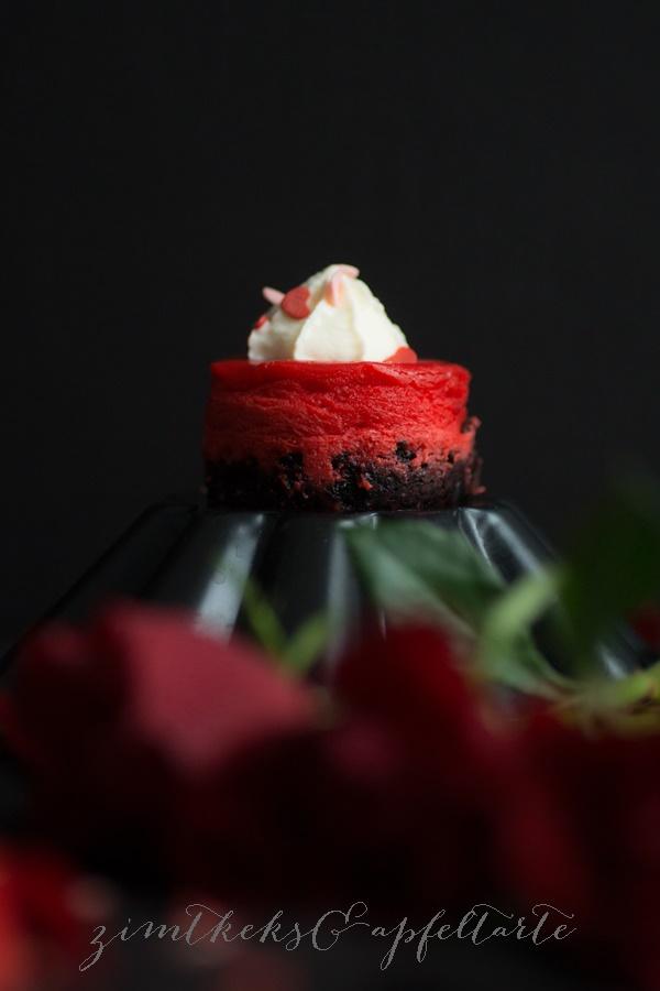 Red Velvet Cheesecake ... be my Valentine