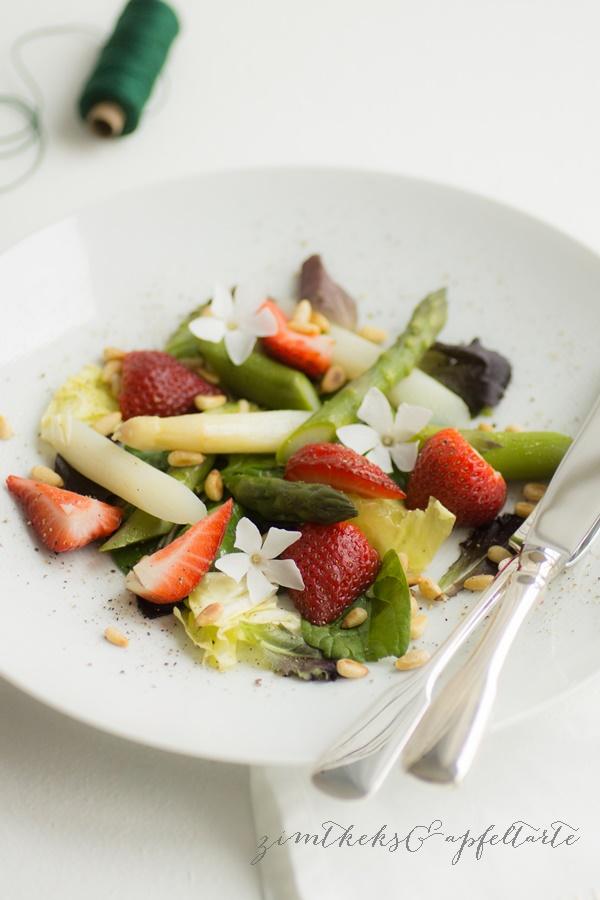 Spargel-Erdbeer-Salat (3 von 7)