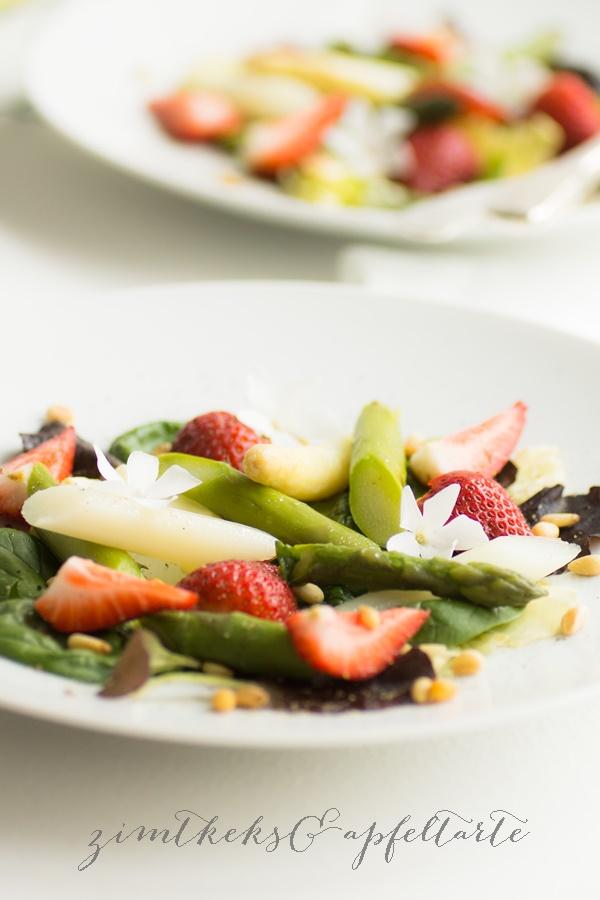 Spargel-Erdbeer-Salat (4 von 7)