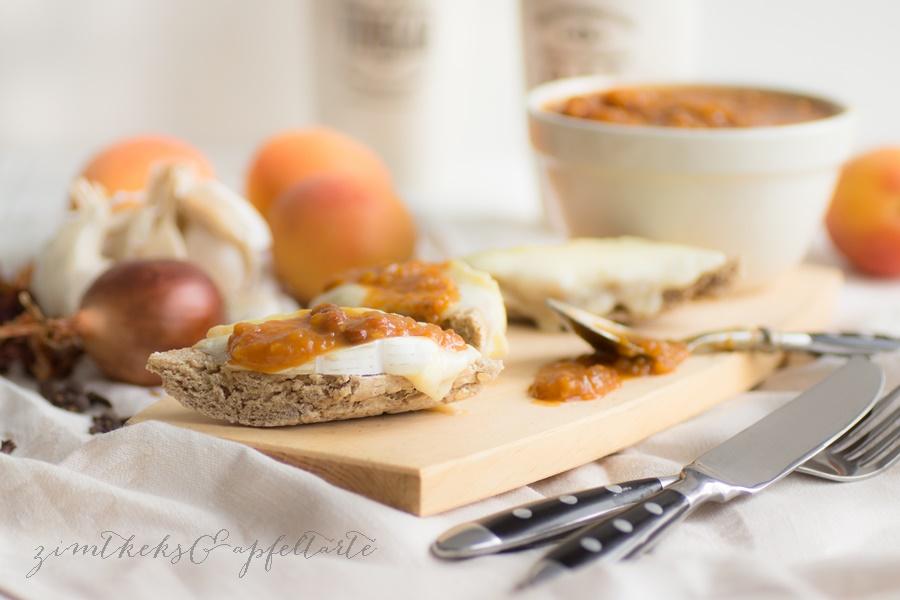 Aprikosen-Chutney (1 von 8)
