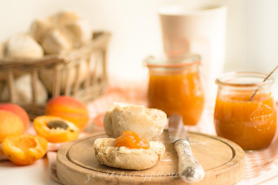Aprikosen-Marmelade (1 von 10)