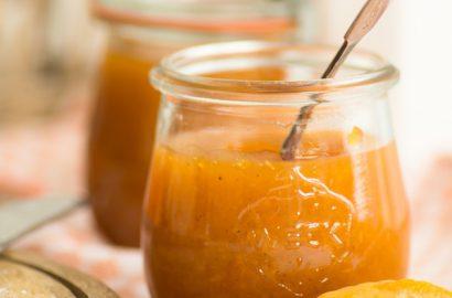 Aprikosen-Marmelade Titel