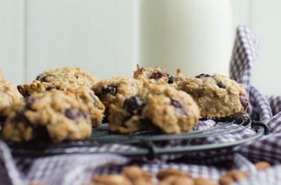 Frühstücks-Cookies Titel