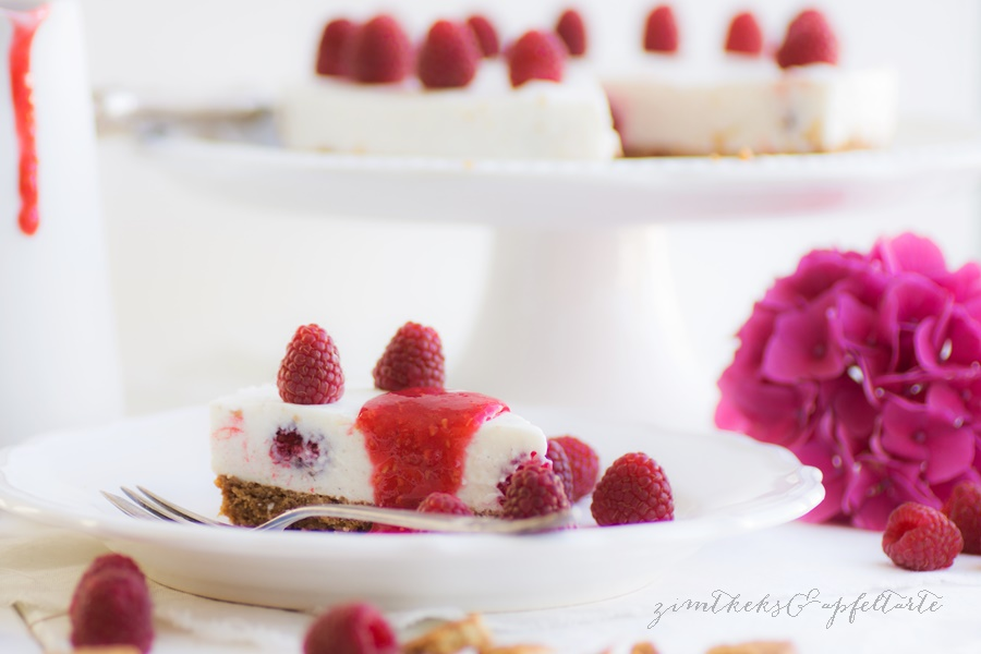 Himbeer-Joghurt-Torte (2 von 12)