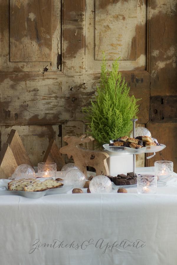 Rezepte für Nussecken und Baumkuchenwürfel