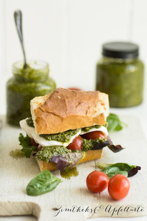 Grüne-Sauce-Pesto