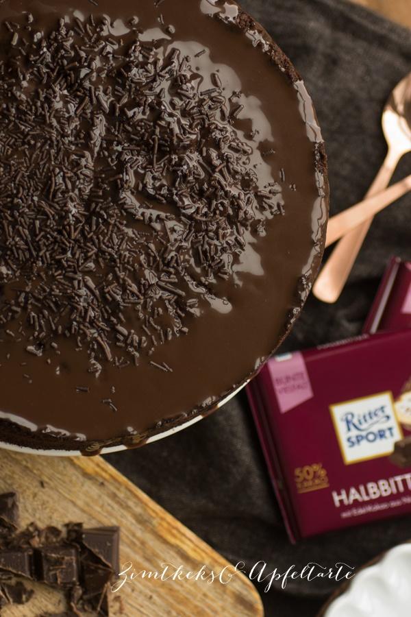leckerer Schokoladenkuchen