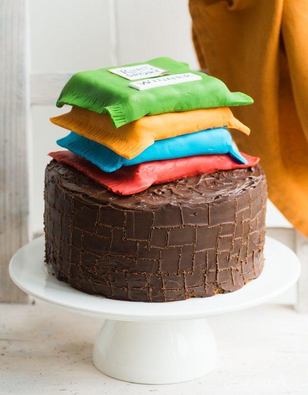 Knusper Schokoladen Tortchen Mit Fruchtiger Fullung Einfach Und Lecker