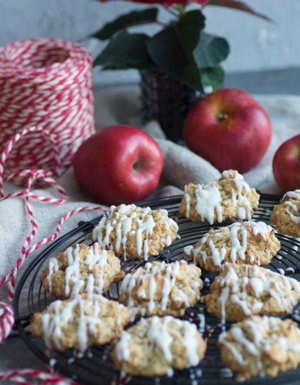 Bratapfel-Cookies einfach und lecker