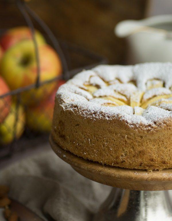 Einfaches Schnelles Rezept Fur Low Carb Apfelkuchen