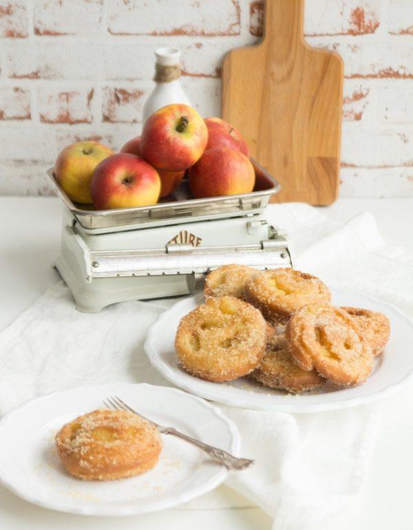 Rezept für Apfelballen