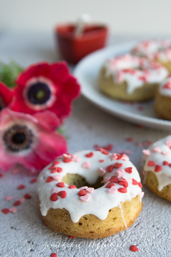 Leckere Low Carb Donuts