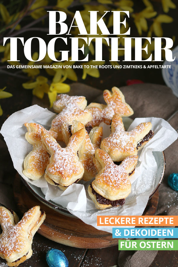 E-Book Bake Together