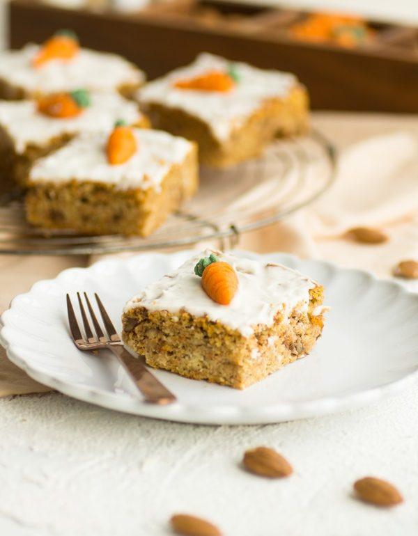 Glutenfrei Dabei Super Lecker Rezept Fur Low Carb Karottenkuchen