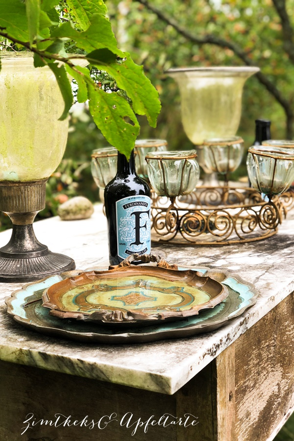 Ferdinand's Dry Saar Gin - ZimtkeksundApfeltarte.com