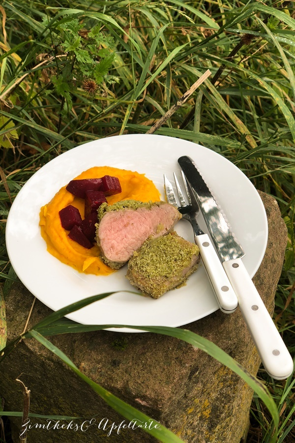 Filet in Kräuterkruste - ZimtkeksundApfeltarte.com