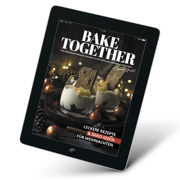 Bake-Together X-MAS E-Book