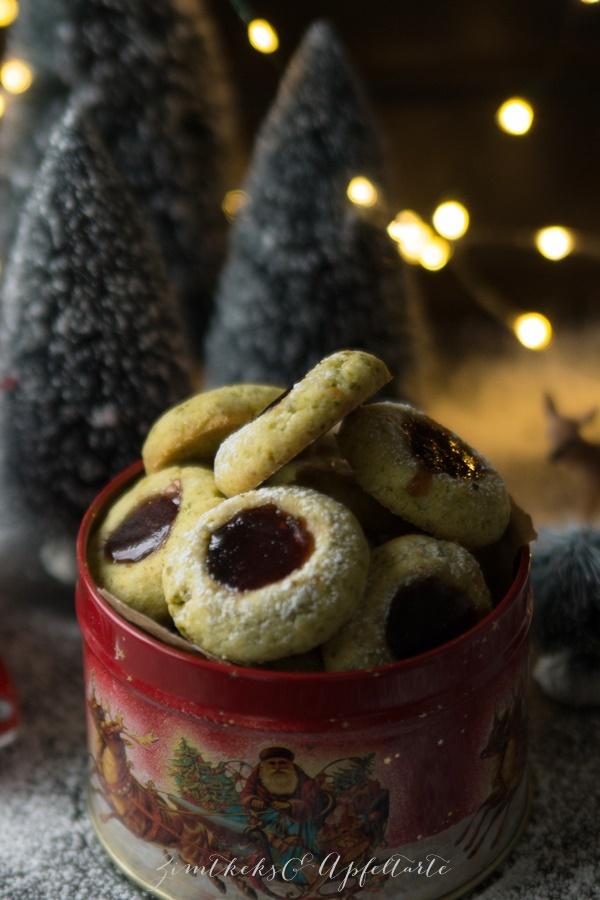 Weihnachts-Lieblings-Plätzchen-Rezepte