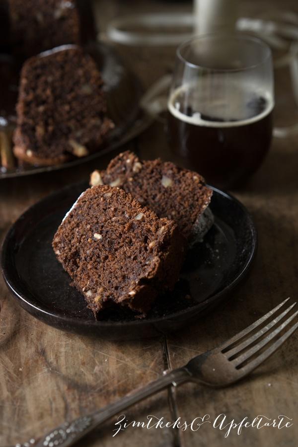 Saftiger Schokoladen Nusskuchen Mit Pastinaken Lecker Und Einfach