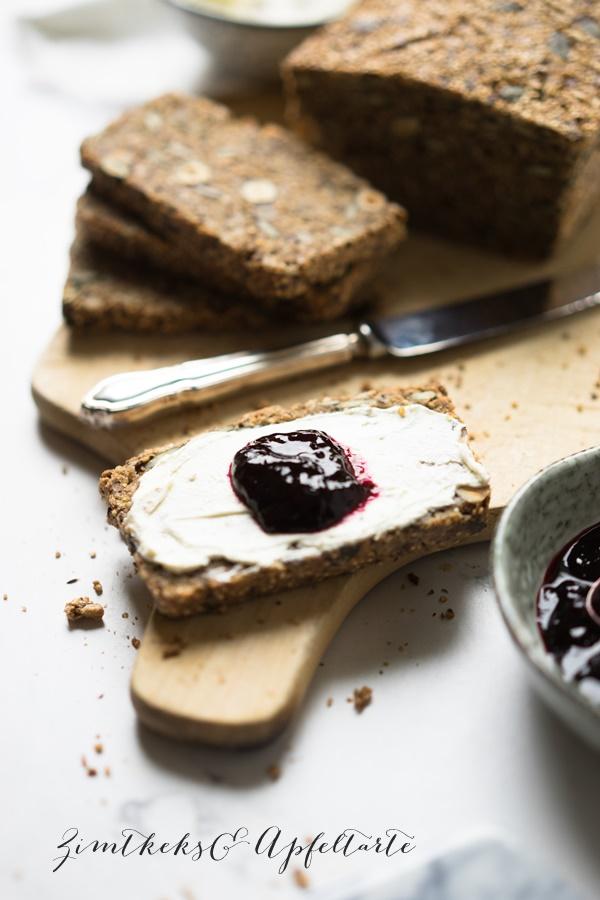 Glutenfreies Saaten-Nuss-Brot ZimtkeksundApfeltarte.com