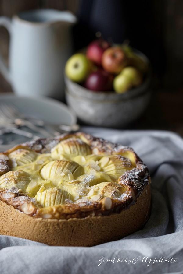 Köstlich backen mit Äpfeln - Andrea Natschke-Hofmann - ZimtkeksundApfeltarte.com