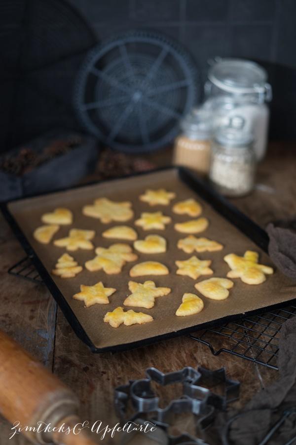 Omas Klassisches Buttergebäck - einfaches und schnelles Rezept