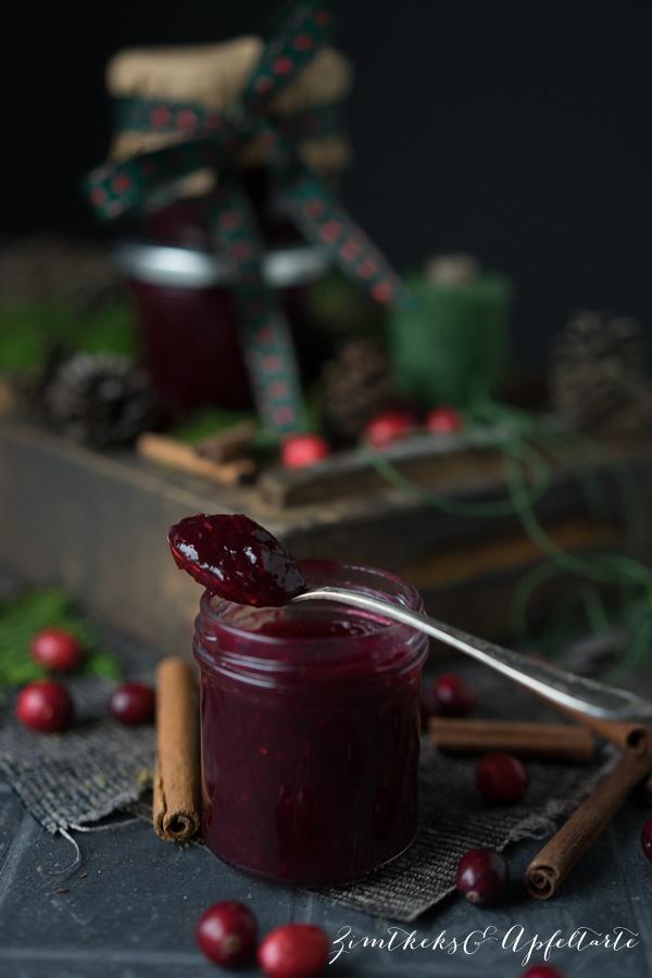 Weihnachtsmarmelade - einfach schnell und lecker
