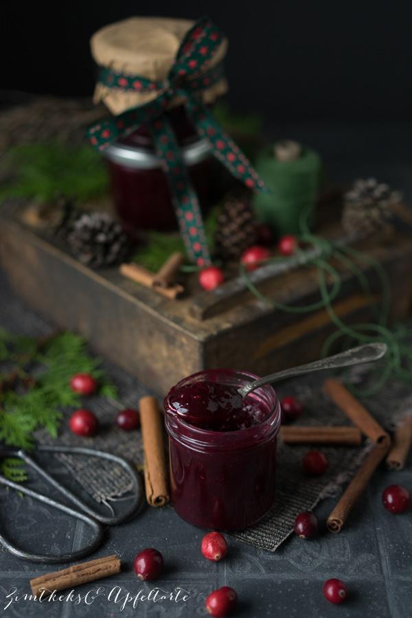 Weihnachtsmarmelade von ZimtkeksundApfeltarte.com