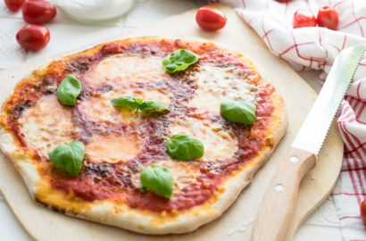 Der beste italienische Pizzateig - lecker wie das Original