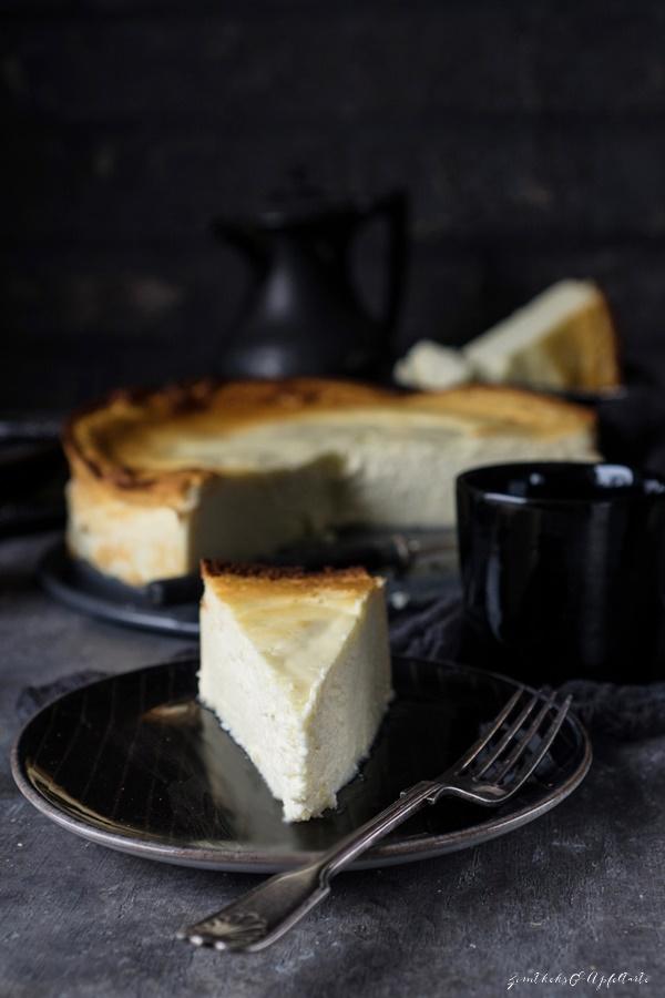 Ganz einfach und gelingsicher: Omas Rezept für cremigen Käsekuchen ohne Boden