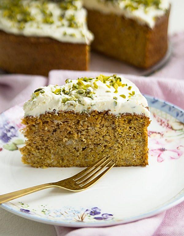 My best of Rübli-Kuchen - Carrot-Cake - Möhrenkuchen - ganz einfach