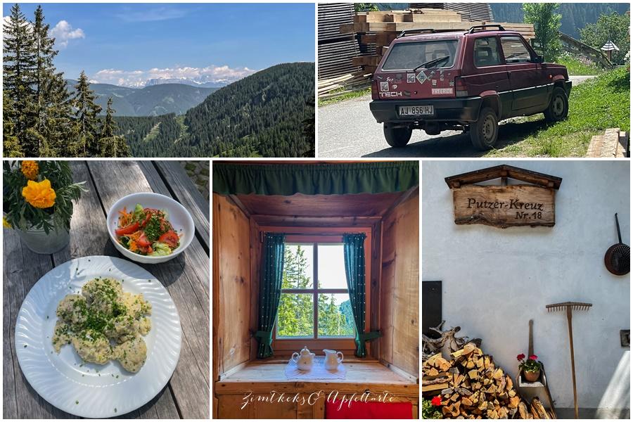 Eine Woche Workation im wunderschönen Südtirol Gasthof Putzer Kreuz
