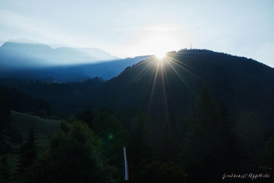 Eine Woche Workation im wunderschönen Südtirol - Sarntal