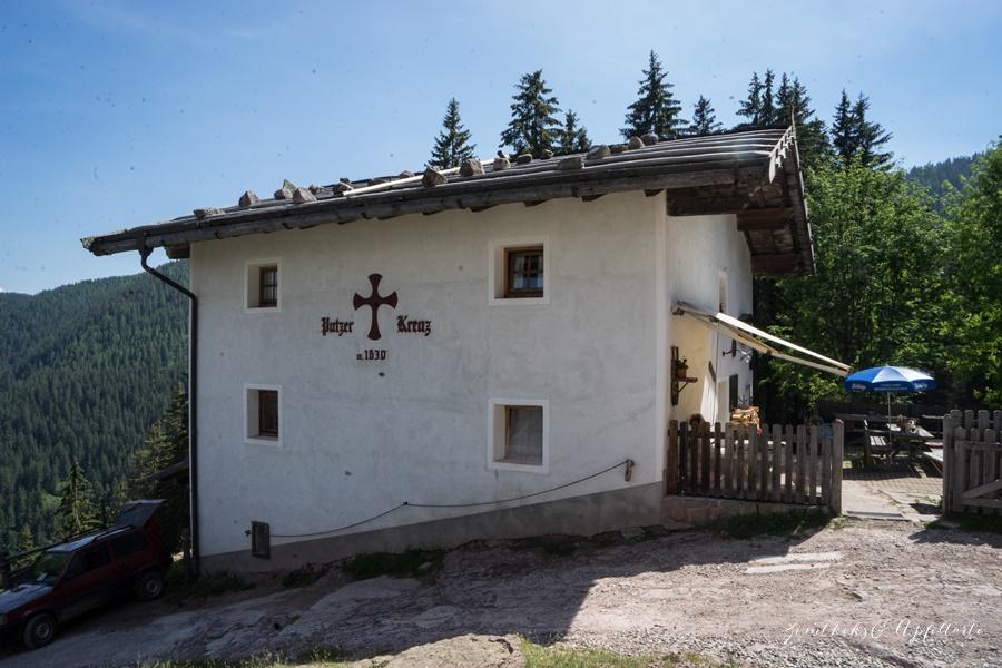 Eine Woche Workation im wunderschönen Südtirol - Putzer Kreuz