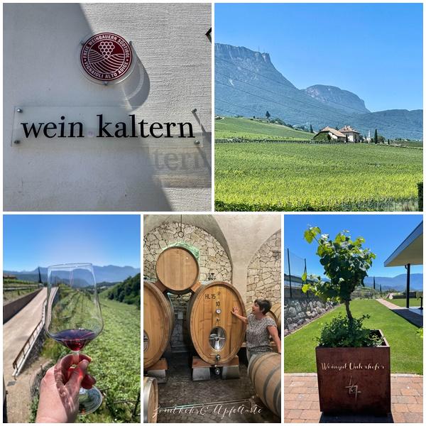 Eine Woche Workation im wunderschönen Südtirol - Weindorf Kaltern