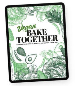 BAKE-TOGETHER VEGAN E-BOOK